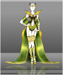 Adoptable Auction: Lady of the Mirkwood CLOSED by Nagashia