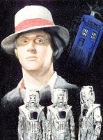The Fifth Doctor by solman1