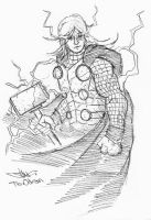 Thor by The-SuicideKing