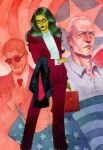 She-Hulk Issue #8 by kevinwada