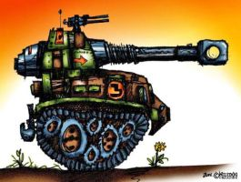 TANK by wiledog