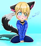 Neko Boy Request- Angemuet by Winterfrost321