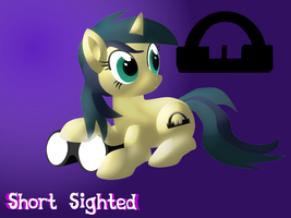 Short Sighted for Ought-Six 2 by PrimalMoron