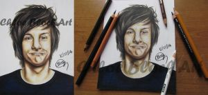 Chris Ramsey AGAIN! by ItsCloctorArt