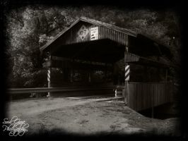 Covered Bridge-TN by GothicAmethyst