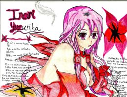 inori guilty crown by sephiroth72603