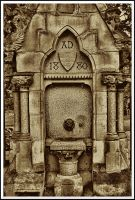 The Old Drinking Fountain... by TheBaldingOne