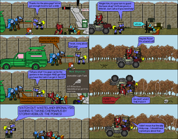 Games that Ponies Play: ARMA 2 Wasteland Day 3 by BusterBuizel