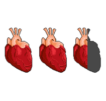 A more realistic heart meter by TAG-Nadia