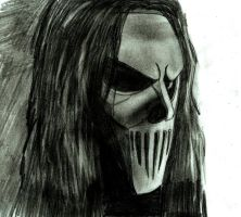 Mick Thomson by RogerMV