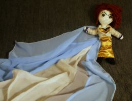 Bottom Feeder (Amanda Palmer Doll) by weblore