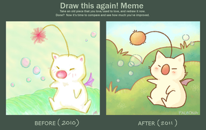 improvement meme by Paleona