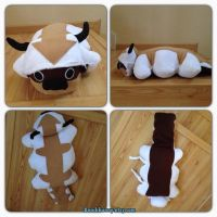 Appa Pillow Pet by MermaidsNLattes