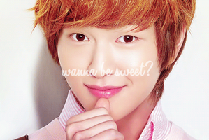 Do You Wanna Be Sweet? SHINee Etude House Ad gif by primadonnapri