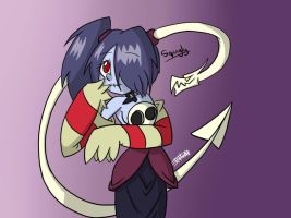 Squigly by singingaboutthesnow