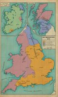 The British Isles, 1644 by edthomasten