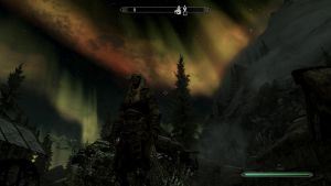 THERE'S AURORA'S IN SKYRIM? COOL! by TheOnePhun211