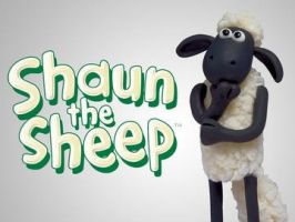 SHAUN the SHEEP FONT by SpideRaY