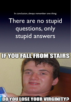Stupid Question by videakias