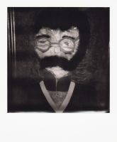 Polaroid 257 - art from a friend by Picture-Bandit