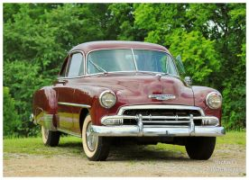 An Early 50's Chevy by TheMan268