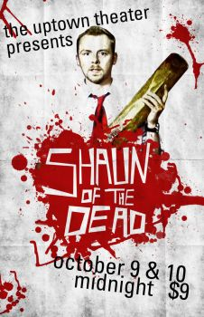 Shaun of the Dead - The Uptown by Lorax06