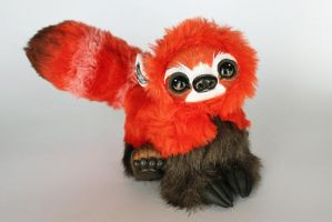 Red panda Smily by CustomLovers