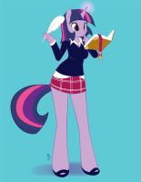 Twilight Sparkle by CookingPeach