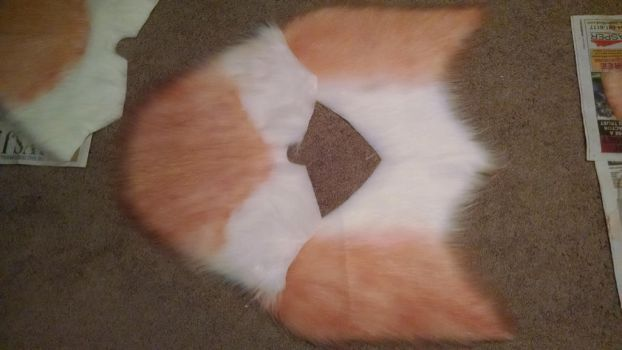 Guide: How To Dye Faux Fur by netherdenstudio