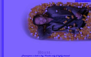 House MD - Vicodin Addicted by carlocharmed89