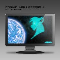 Cosmic Wallpapers I by JPLedoux