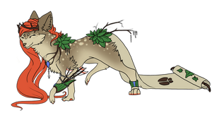 Artemis Maildog - Adoptable - CLOSED by Fucal