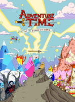 ADVENTURE TIME by the-goTeam