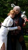AE 2008 - Kyrie and Nero by sforrester