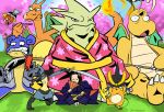 Team Shogunate by JHALLpokemon