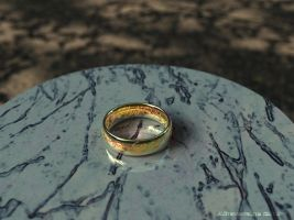 The One Ring by VileYonderboy