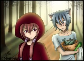 A Walk In The Forest by cNhiansae
