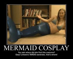 Motivation - Mermaid Cosplay by Songue