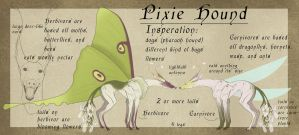 Pixie Hounds by Tricksters-Adopts