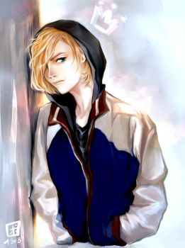 Yurio by polar1303