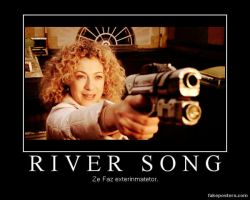 River Song by crazyartist12