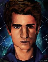 Andrew Garfield by hasunkhan