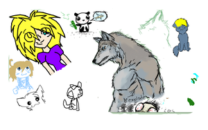 Iscribble madness 2 by breebree223
