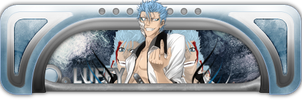 Grimmjow :: Signature by messinmotion