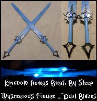 Dual Blades - Complete by ToraKingz
