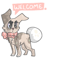 welcome by chiacha