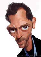 House MD Caricature by Steveroberts