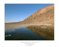 Badwater Basin by welder