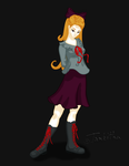 Color Palette Challenge - Boots by Tankitha