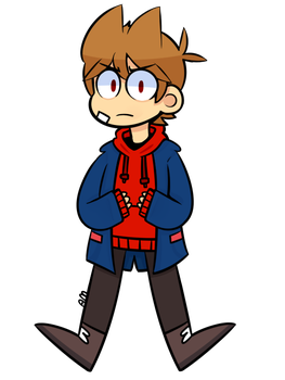 Red Leader (Tord) by Peachewi